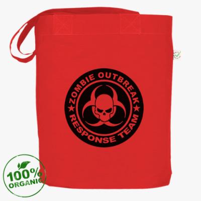 Сумка Zombie outbreak response team