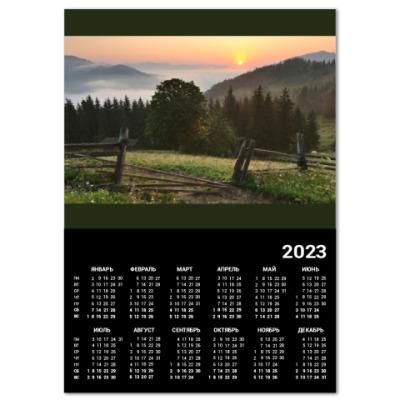 Календарь Карпаты