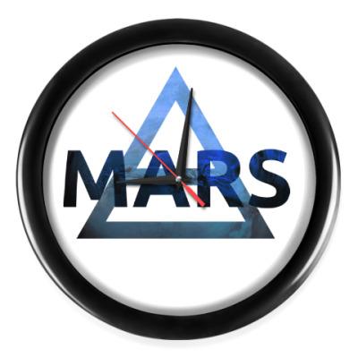 Настенные часы Mars Triad