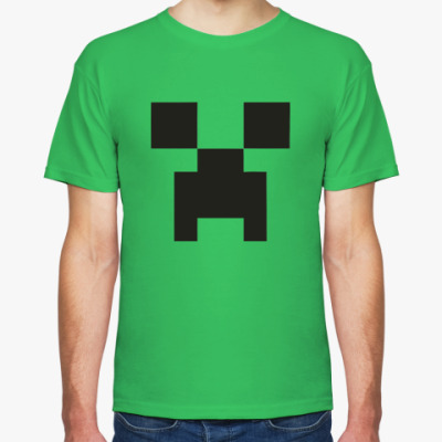 Футболка  Minecraft Майнкрафт