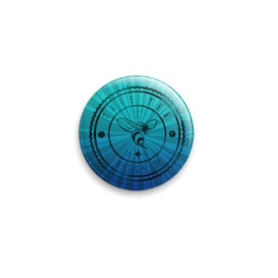 Значок 25мм Логотип True10art