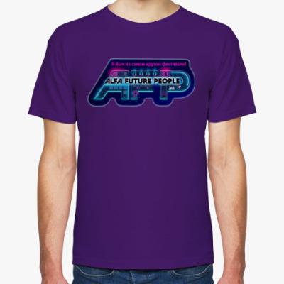 Футболка Мужская футболка Alfa Future People