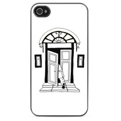 Чехол для iPhone Дверь в Тринадцатую редакцию