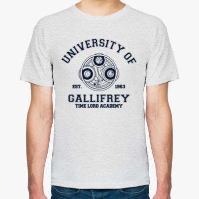 Футболка University of Gallifrey