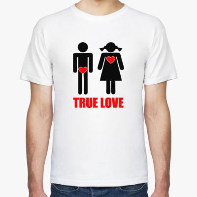 Футболка True Love