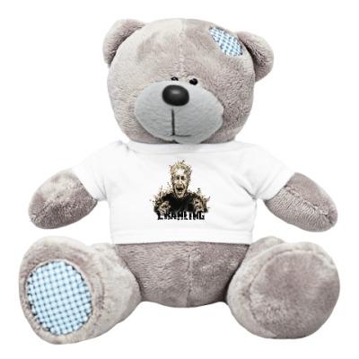 Плюшевый мишка Тедди Linkin Park