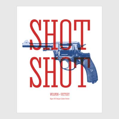 Постер Оружие СССР