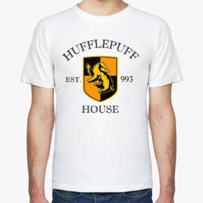 Футболка Hufflepuff