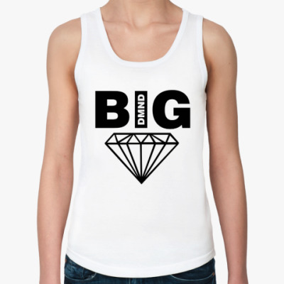 Женская майка BIG Diamond