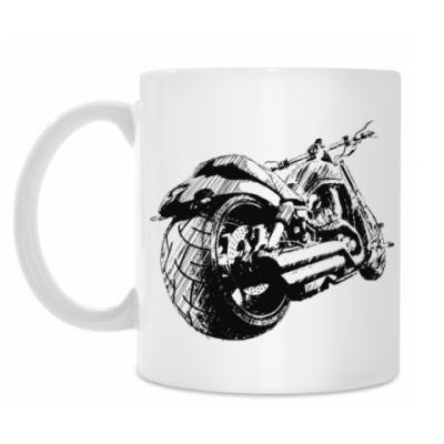 Кружка Мотоцикл