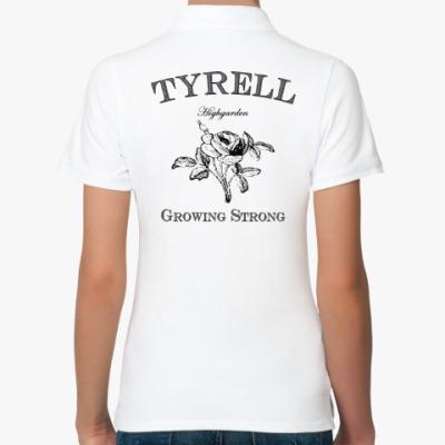 Женская рубашка поло Tyrell