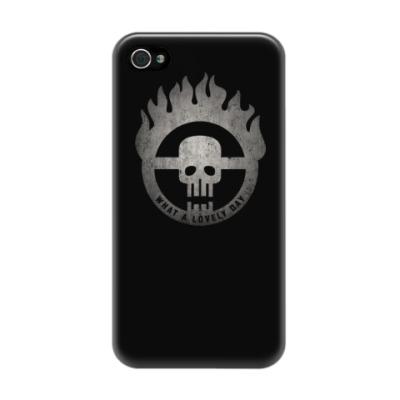 Чехол для iPhone 4/4s Безумный Макс