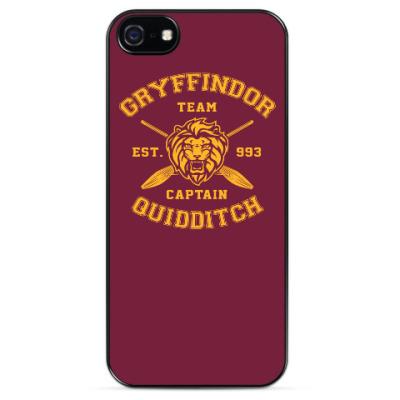 Чехол для iPhone Gryffindor Quidditch Team