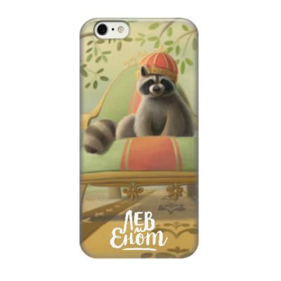 Чехол для iPhone 6/6s Император Енот