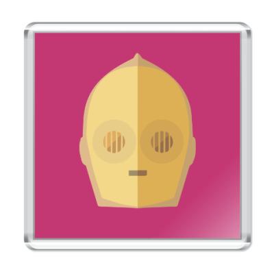 Магнит Star Wars: C-3PO