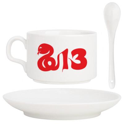 Кофейный набор Змея-2013 год