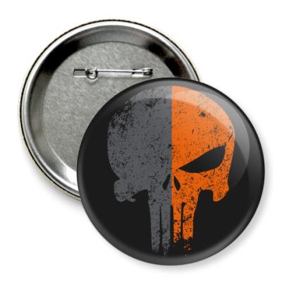 Значок 75мм Punisher