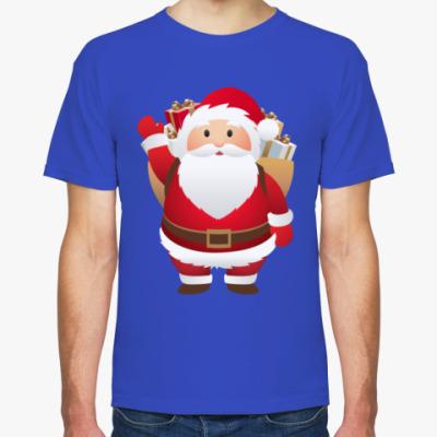 Футболка Санта Клаус
