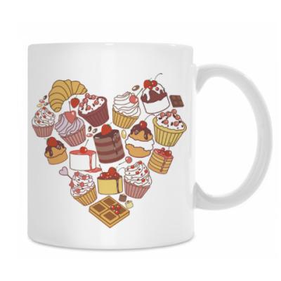 Я люблю сладкое!
