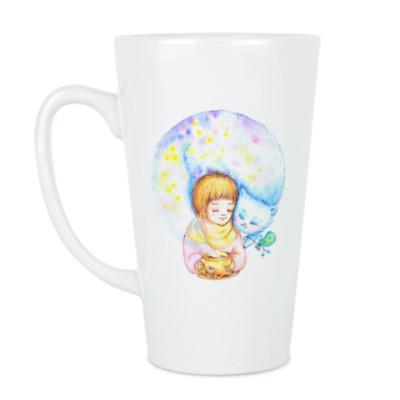 Чашка Латте Чай с нежностью
