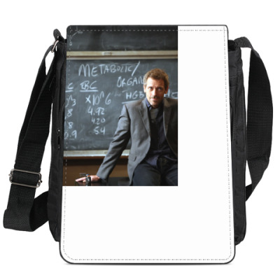 Сумка-планшет Доктор Хаус на лекции
