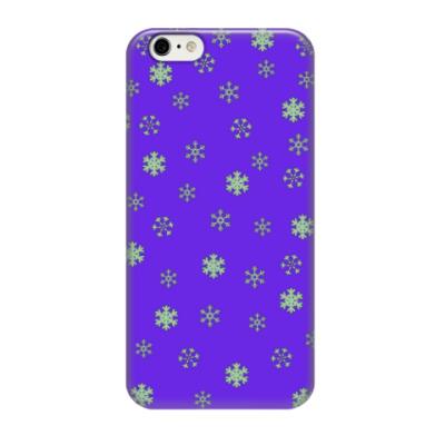 Чехол для iPhone 6/6s Снежок