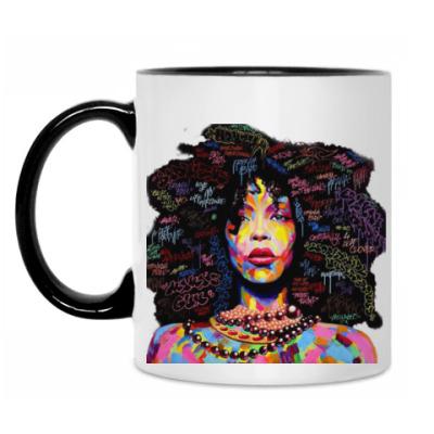 Кружка Afro Art