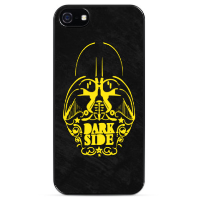 Чехол для iPhone Dark Side