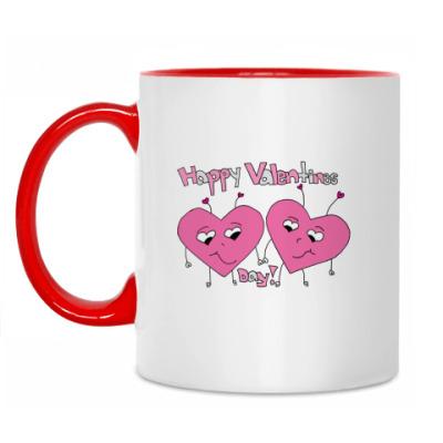 Кружка Valentines Day
