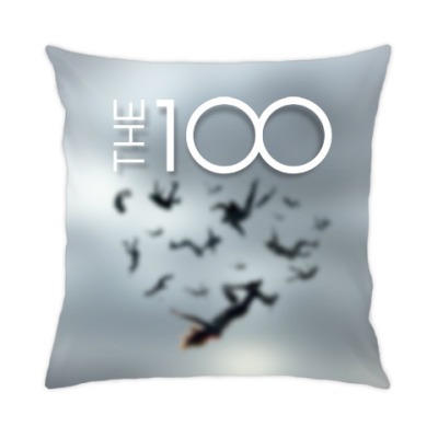 Подушка The 100