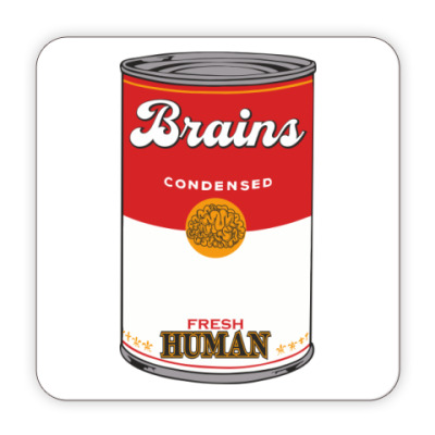 BRAINS FRESH HUMAN