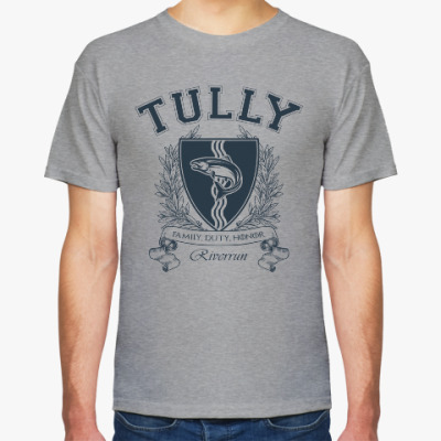 Футболка House Tully