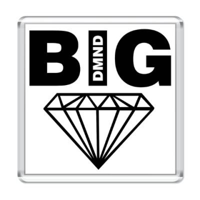 Магнит BIG Diamond