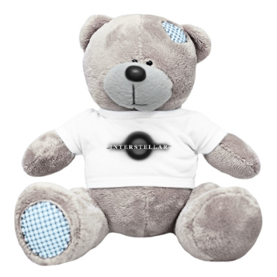 Плюшевый мишка Тедди Interstellar