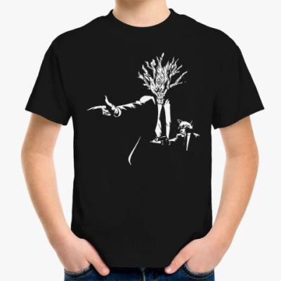 Детская футболка Грут и Енот