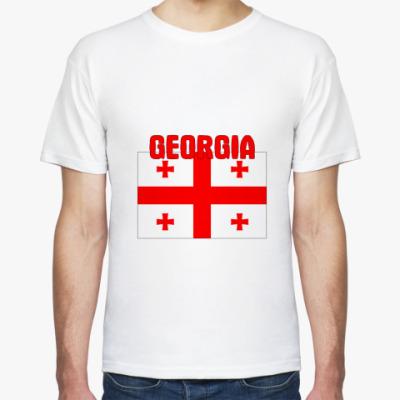Футболка Georgia (Грузия)