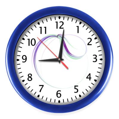 Настенные часы Локон