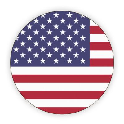 Костер (подставка под кружку) USA