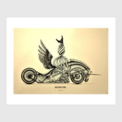 Постер Road warrior