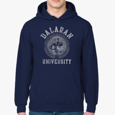 Толстовка худи Университет Даларана. WoW