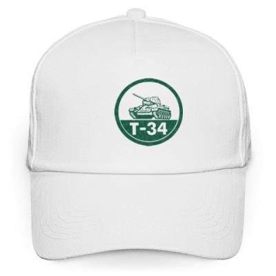 Кепка бейсболка Танк Т-34