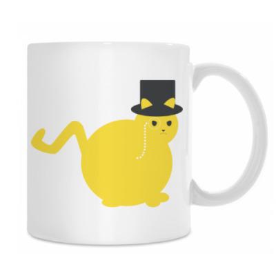 Кот лимон