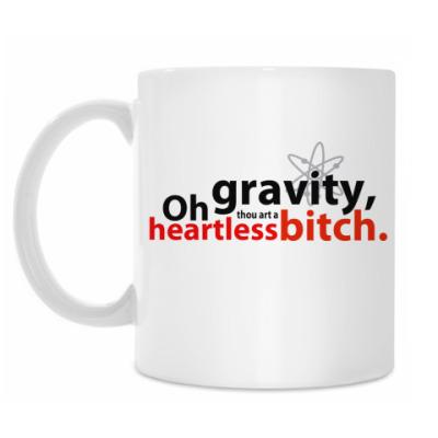Кружка 'Oh Gravity'
