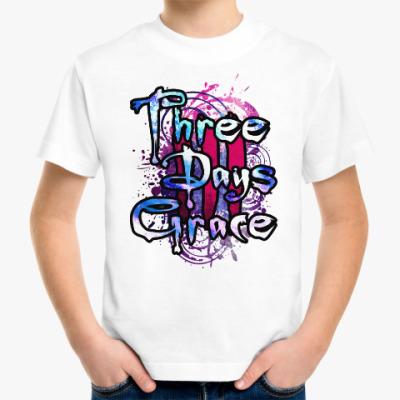 Детская футболка Three Days Grace
