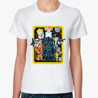 Классическая футболка Star Wars