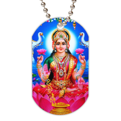 Жетон dog-tag Lakshmi