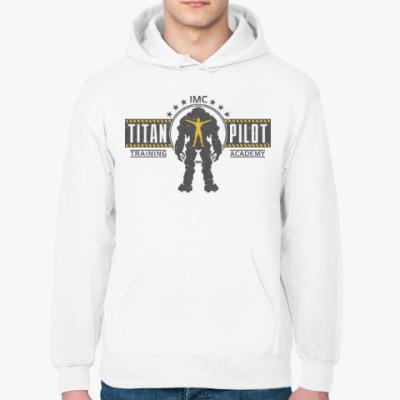 Толстовка худи Battlefield Titan Pilot