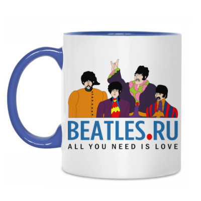 Кружка Кружка Beatles.ru
