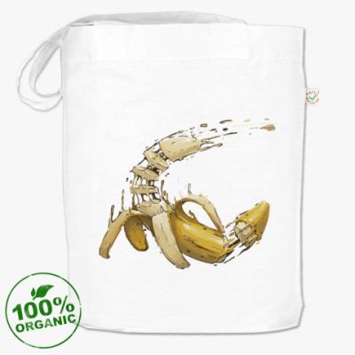 Сумка Разрезанный банан