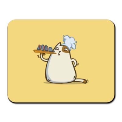 Коврик для мыши Пятничный Котик №25